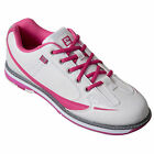 Brunswick Curve White/Hot Pink