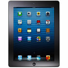 New Condition Apple iPad 4th Generation 16GB, Wi-Fi, 9.7in - Black