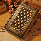 Vintage Classic Journal Diary Notebook Blank Hard Cover Travel Leather Note Book