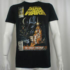 Authentic STAR WARS Saga Movie Poster Vintage Slim-Fit T-Shirt S M L XL 2XL NEW