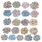 10PCs 20mm Mix Round Glass Flatback Scraphook XMAS for Phone DIY Craft Card