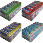 FALIM SUGAR FREE TURKISH CHEWING GUM 100 PCS SUGARLESS FREE POST 5x20