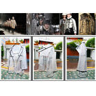 New Transparent Clear Pvc Women Girls Ladies Raincoat Festival Waterproof Jacket