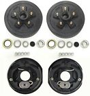 """Trailer 5 on 4.5 Hub Drum Kits with 10""""X2-1/4"""" Electric brakes for 3500 lbs axle günstig"""