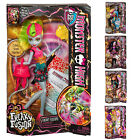 Monster High Freaky Fusion 2 Ghouls Fused 1 Fashion Doll With Accessories Age 6+