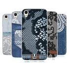 HEAD CASE JEANS AND LACES SOFT GEL CASE FOR ALCATEL IDOL 3 4.7