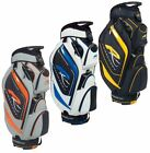 """NEW 2015"" POWAKADDY PREMIUM MENS CART BAG TROLLEY GOLF BAG 14-WAY DIVIDER"