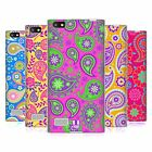 HEAD CASE PSYCHEDELIC PAISLEY SOFT GEL CASE FOR BLACKBERRY LEAP