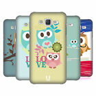 HEAD CASE DESIGNS KAWAII OWL HARD BACK CASE FOR SAMSUNG GALAXY J5