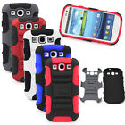 Useful Hot Combo Hybrid Silicone Case Cover For Samsung Galaxy S3 III i9300 JRUS