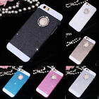 Luxury Crystal Diamond Glitter Bling Acrylic Cover Case for iphone 5 5s 6 Plus