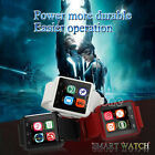 New U8 Bluetooth Smart Wrist Watch Phone Mate For Android&IOS Iphone Samsung LG