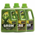Emerald Harvest - Grow Micro Bloom | Professional 3-Part Base Nutrient Series