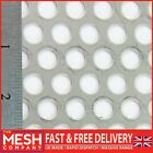 10mm Hole-15mm Pitch-1.5mm Thickness -SS304-Perforated Mesh Sheet-MEGA LISTING