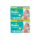 """PAMPERS Maxi Active Baby Dry Windeln """"4"""" 7-14kg Sparpack 30-540 Stk. Monatsbox"""