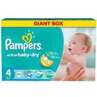 PAMPERS Maxi Active Baby Dry Windeln