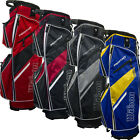 2015 Wilson Prostaff Cart Bag Mens Golf Trolley Bag 14-Way Divider