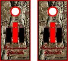 International Harvester Camo Cornhole BagToss Game Sticker Decal Set Wrap Wraps