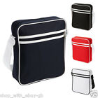 RETRO STYLE SHOULDER BAG - IPAD NETBOOK & TABLET CARRY BAG - COLLEGE & WORK
