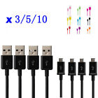 1M Micro USB Sync Data Charger Charging Cable For Samsung Galaxy S2/S3/S4/S6