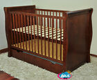 Cot Junior Bed SARA  + choice to mattress Cots for babies
