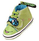 Infant Toddler Baby Boy Ninja Turtles Crib Shoes Size 0-6 6-12 12-18 Months