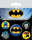 Batman Badge Pack 10x12.5cm