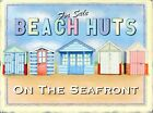 Beach Huts For Sale Tin Sign 40x30cm
