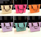 Lady Handbag Shoulder Bag Tote Purse Fashion PU Leather Women Messenger