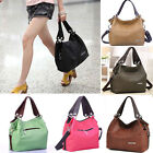 Women Fashion Handbag Leather Messenger Shoulder Bag Purse Tote Cross Body Hobo