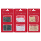400 Christmas Tree Hooks Bauble Ornament Hangers