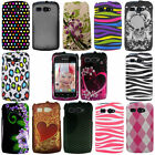 Mix Hard Cover Silicone Case For Kyocera Hydro C5170
