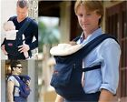Super Comfortable Baby Carrier Classic Baby Sling Wrap Canvas With Sfatety Strap