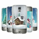 HEAD CASE CHRISTMAS IN JARS SOFT GEL CASE FOR SAMSUNG GALAXY S5 NEO