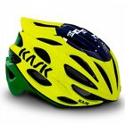 KASK Mojito Road Cycling Helmet - Brazilian Flag Edition