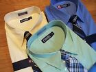 NWT, $30. MSRP Boys Chaps Long Sleeve Dress Shirt w/ Matching Clip On Tie