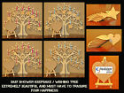 Baby Shower Keepsake/ Game/ 3D Wooden Wishing Tree Guestbook /Gift for MUM TO BE