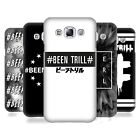 OFFICIAL BEEN TRILL BLACK AND WHITE HARD BACK CASE FOR SAMSUNG PHONES 3