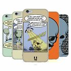 HEAD CASE DESIGNS ALL ABOUT ALIENS SOFT GEL CASE FOR APPLE iPHONE PHONES