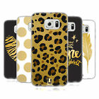 HEAD CASE DESIGNS GRAND AS GOLD SOFT GEL CASE FOR SAMSUNG PHONES 1