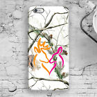 Deer Head Camo Snow White Pink Love iPhone 4,4s,5,5s,5c,6,6S,6+,6S+ Case Cover