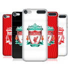 OFFICIAL LIVERPOOL FOOTBALL CLUB CREST DESIGNS CASE FOR APPLE iPOD TOUCH MP3