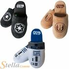 Official Star Wars Force Awakens Adult Slip On Mule Slippers Size 5-10