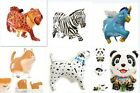 Animal Balloons Jungle Animal Helium Membrane Balloons Kids Baby Toy Gift Funny