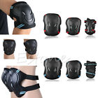 2015 Hot 6pcs Set Kids Adult Skating Scooter Elbow Knee Wrist Safety Pads Gear