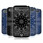 HEAD CASE DESIGNS CLASSIC PAISLEY BANDANA HARD BACK CASE FOR BLACKBERRY PHONES