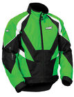 Castle Mens Green/Black/White Platform G4 Snowmobile Jacket Snow Snowcross