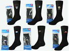 Official AFL Mens Business Socks Assorted Teams