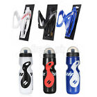 750ML Mountain MTB Bike Bicycle Cycling Outdoor Water Bottle Or With Holder Cage