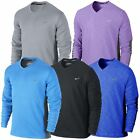 Nike Dri-Fit 2014 Laine Tech Pull Natural Touch Golf Hommes Jumper Sweater